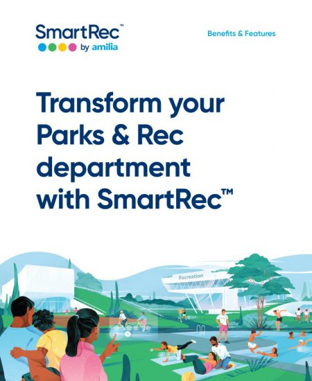 Smart Rec by amilia brochure transform your parks and rec department