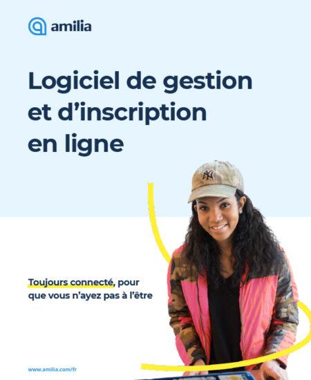 Amilia brochure FR cover
